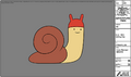 Modelsheet snail - withbathingcap.png
