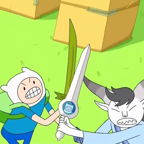 File:Grass Sword Vs. Finn Sword (Profile Picture).jpg