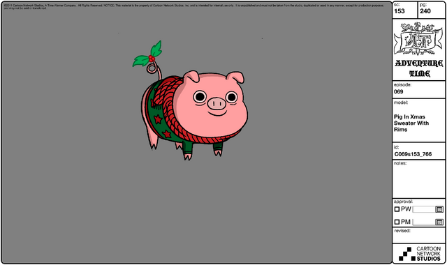 File:Modelsheet Pig in Xmas Sweater with Rims.png
