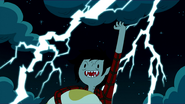 S5e11 Marshall Lee lightning