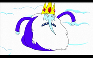S1e3 ice king angry