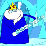 S2e11 ice king triple nunchaku
