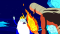 S3e4 Ice King trying to distract Scorcher.png