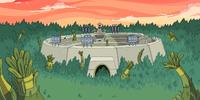 Wizard Battle Arena