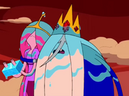 S2e24 ice king and princess bubblegum wet