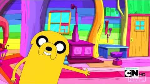 Adventure time home decorating song
