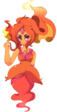 Flame princess by sugaryrainbow-d4qax1k