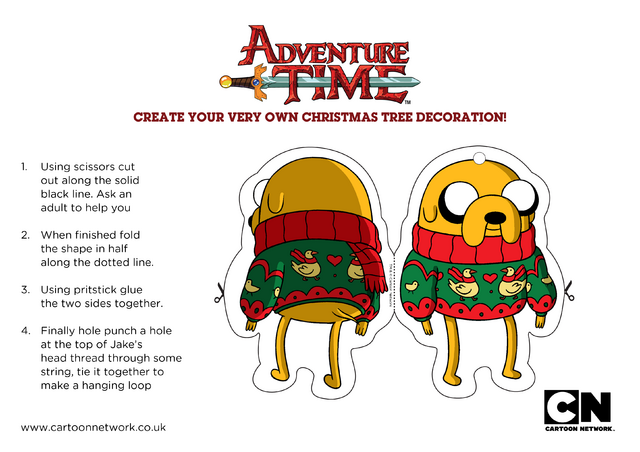 File:Jake-adventure-time-christmas-decoration.png