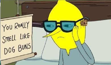 Lemongrab pranked