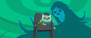 S4 E18 Ghost Lady with Finn