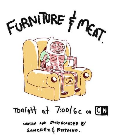 File:Furniture & Meat Promo Art.png