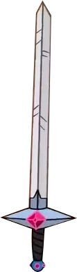 Pink Jewel Sword