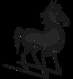 Shadow Horse Adventure Time Wiki Fandom Powered By Wikia