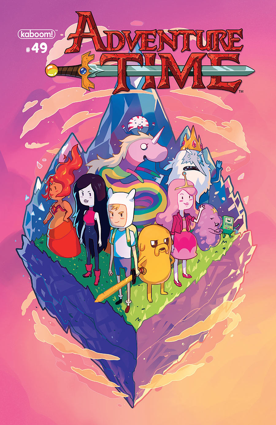 Adventure Time Characters Marceline