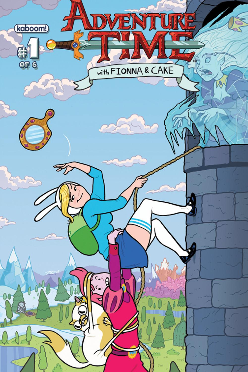 Fionna And Cake Coloring Games