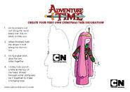Princess-bubblegum-adventure-time-christmas-decoration