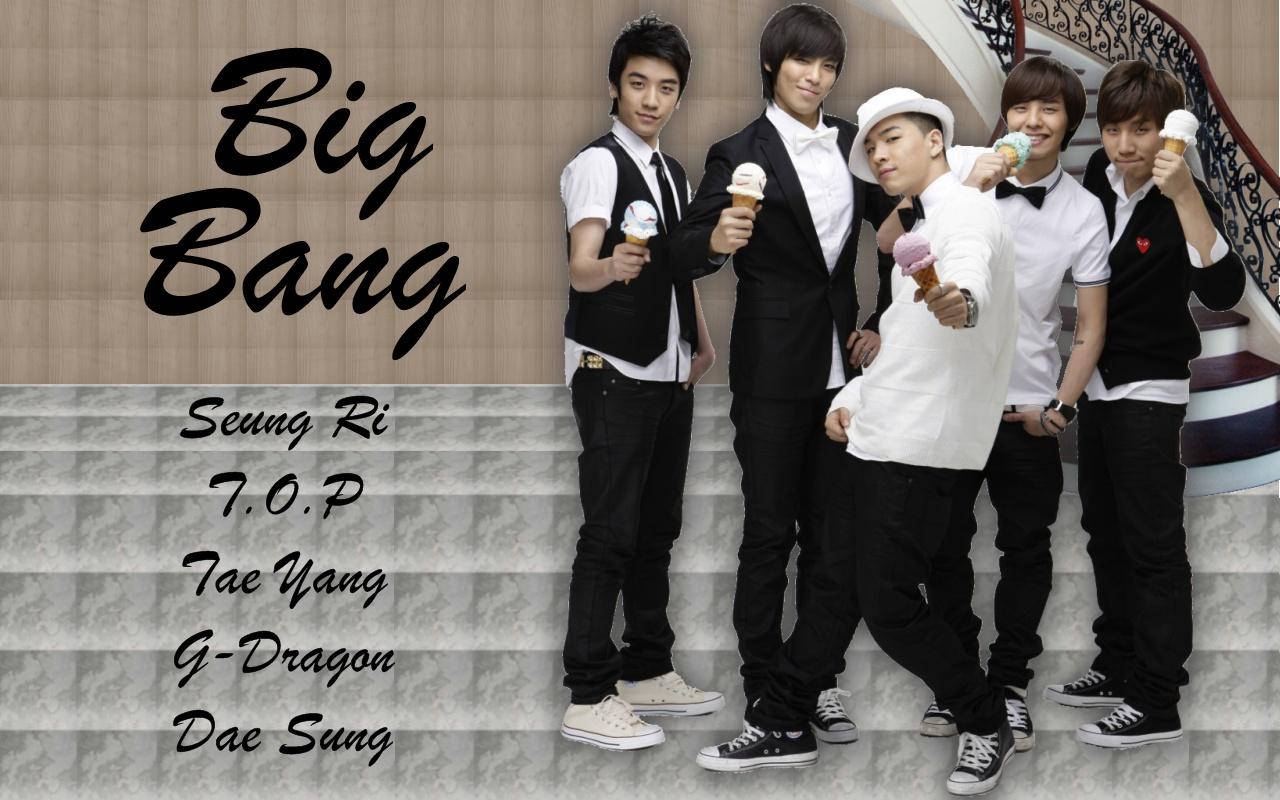 big bang kpop wallpaper 2013 - photo #16