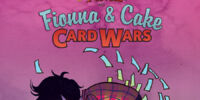 Adventure Time with Fionna and Cake: Card Wars Issue 5