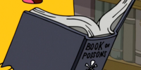 Book of Poisons