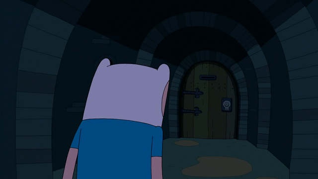 File:S3e15 Finn approaching door.png