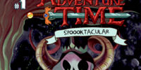 Adventure Time: 2013 Spoooktacular