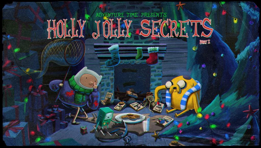 Holly Jolly Secrets Part I | Adventure Time Wiki | FANDOM powered ...