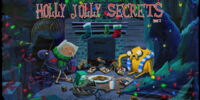 Holly Jolly Secrets Part I