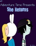 She returns title card by bartbrain-d4avftq