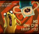 No One Can Hear You