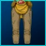 Gold Marauder Pants FF