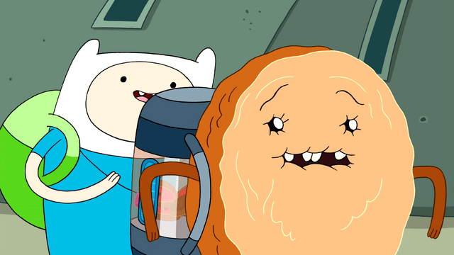 File:S2e9 Finn gives CB tart pack.png