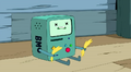 S5 e7 BMO's reaction to Finn's new look.PNG