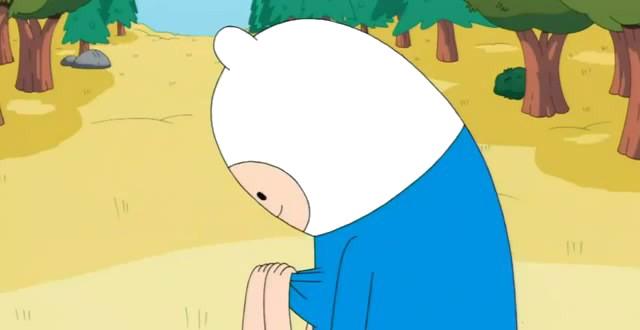 File:Finn seeing Jake in his pockit.jpg