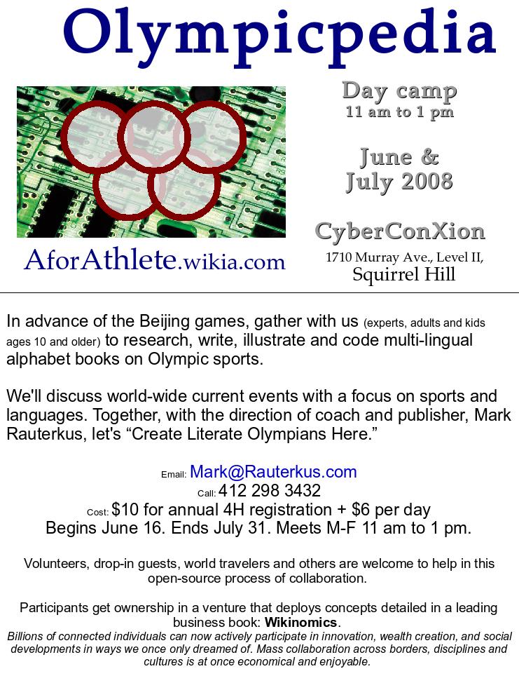 Olympicpedia-handout