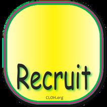 Recruit-badge 1