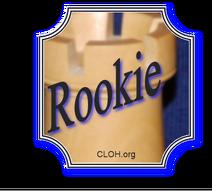 Rookie-badge 1