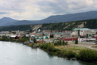 Yukon River at Whitehorse