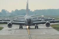 KC-135R-Taxi