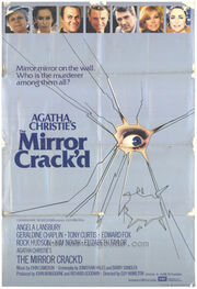 The Mirror Crack'd - poster