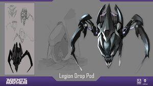 Legion Drop Pod