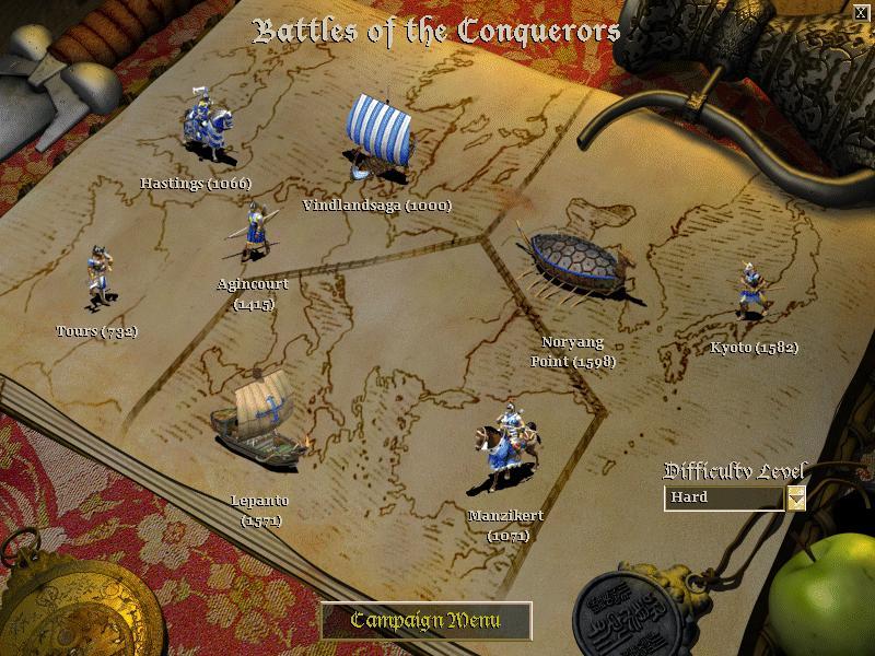 aoe2 how to play custom maps