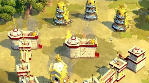Age of Empires Online Persian Overview Trailer