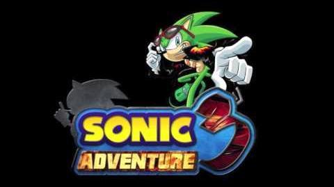 Video Sonic Adventure 3 Scourge The Hedgehog Boss