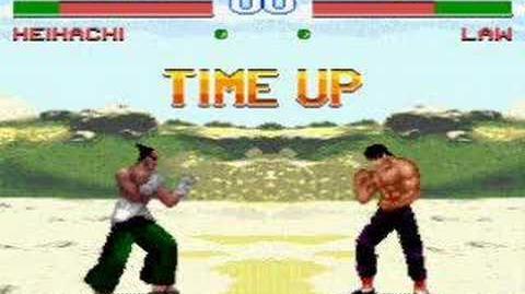 Gameplay Series 8. Tekken 3 Special (Genesis) Playthrough