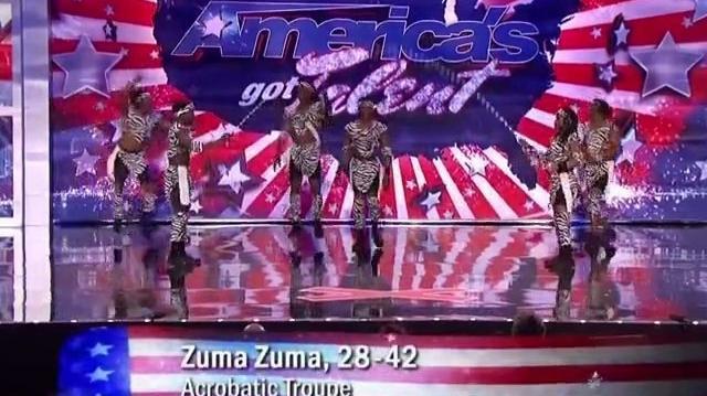 Anita McCoy & Zuma Zuma ~ America's Got Talent 2011, Seattle Auditions