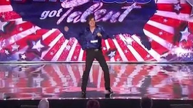 Mauricio Herrera, 33 ~ America's Got Talent 2011, Seattle Auditions