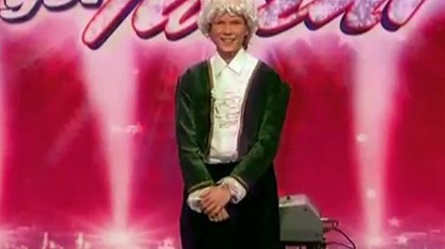 Simeon Mulder, 16 ~ America's Got Talent 2010, auditions Orlando Day2