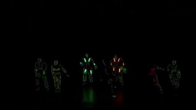 Team iLuminate, Semi-Finals ~ America's Got Talent 2011-0
