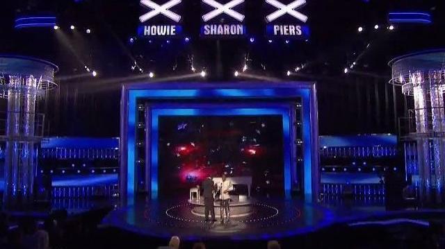 Daniel Joseph Baker, Semi-Finals ~ America's Got Talent 2011-0