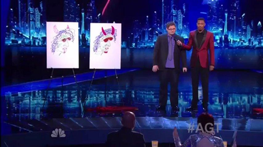 Eric Dittelman, 1st Semifinal ~ America's Got Talent 2012